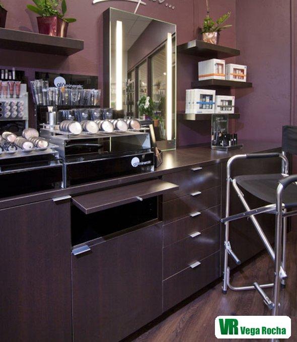 Fabricas De Muebles De Peluqueria : Muebles para peluquerías accesorios